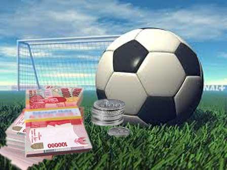 Image result for judi sepak bola